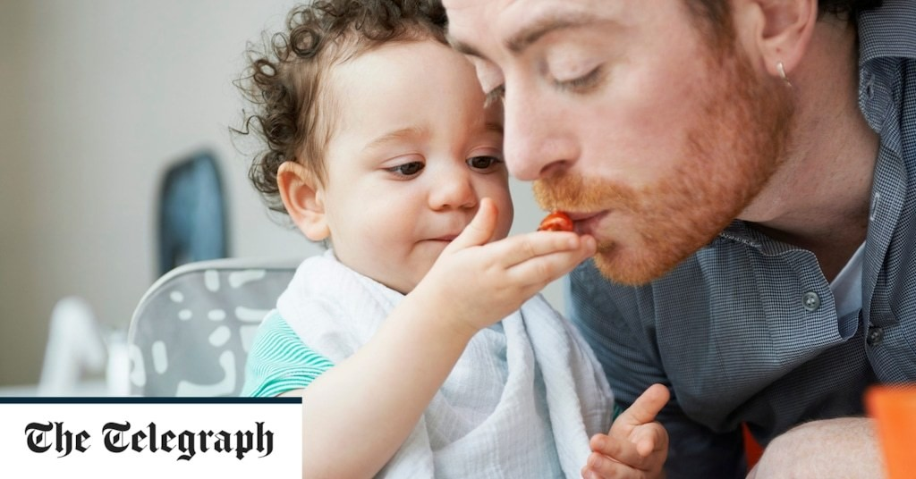 Two thirds of new fathers not taking paternity pay because rate is too low