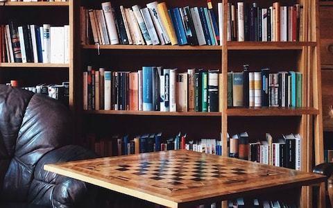 E-books sales to drop as bookshelf resurgence sparks 'shelfie' craze