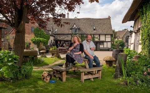 Raise a glass to the Telegraph's Pub of the Year 2019, six centuries in the making