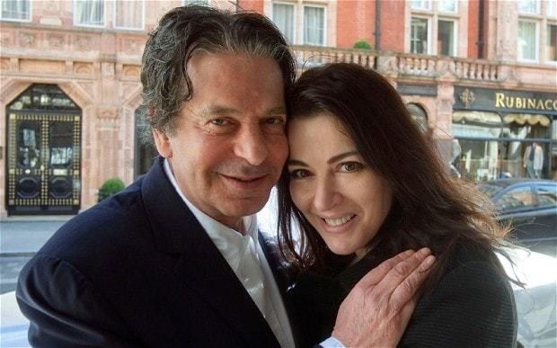 Charles Saatchi and Nigella Lawson: when the ugly side of passion rears its head