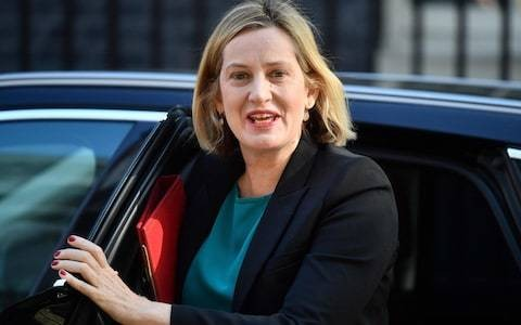 Michael Gove suffers new blow as Amber Rudd endorses Jeremy Hunt for Tory leadership