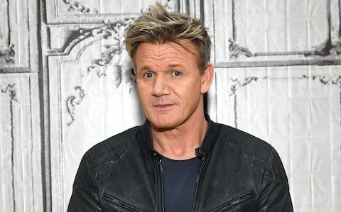 Gordon Ramsay banned from daughter's parents evening after taking selfie with headmaster