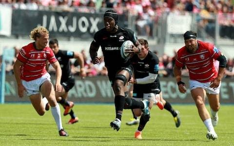 Premierships's imperious top two - Saracens and Exeter - are at least 20 points better than their rivals