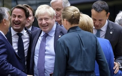 The fevered weeks which sealed an 'impossible' deal: how Boris Johnson crafted his Brexit plan in face of EU hostility