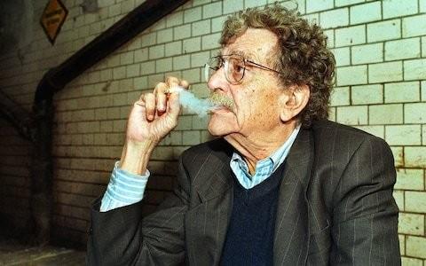 Kurt Vonnegut interview: 'I was a genius, for Chrissake'