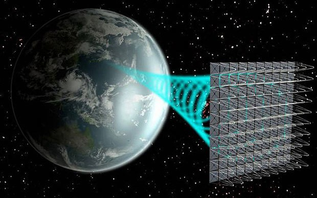 Japan aims to harness space solar energy