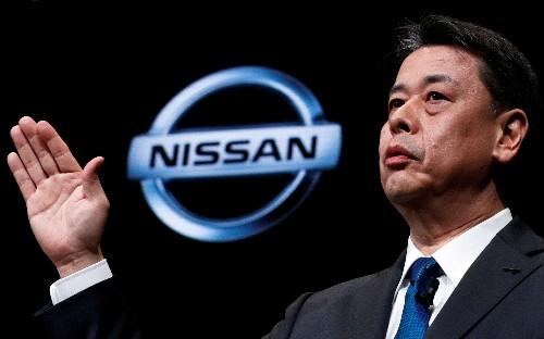 Angry Nissan investors vent fury at new boss
