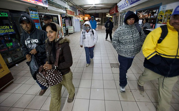 More Mexicans leaving the US than coming, study finds