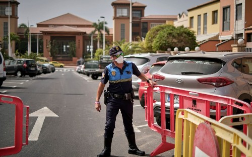 Tuesday evening news briefing: Hotel in Tenerife on lockdown after guest contracts coronavirus