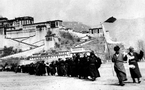 The 1959 Tibetan uprising, in pictures