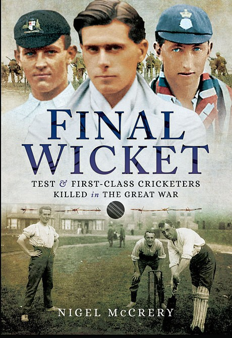 The cricket greats who fell in World War One