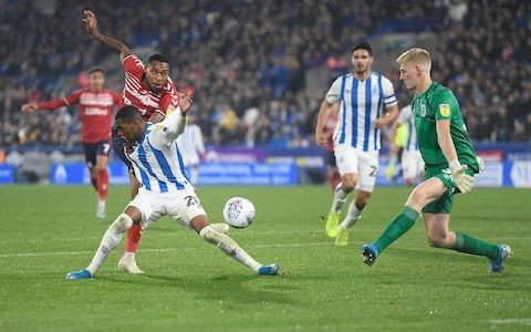 Huddersfield and Middlesbrough slog to goalless draw which changes little at bottom of Championship