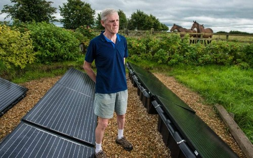 Ideas drawn up in village pub show world's experts how to save planet