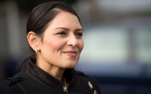 MI5 dragged into Home Office civil war as officials deny 'false' claims against Priti Patel
