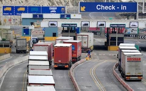 Deal or no deal, we must never again leave British trade hostage to the Channel choke-point