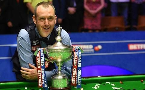 How snooker became a sport for old men as 40-somethings continue to dominate next generation