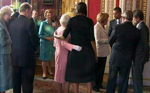 Michelle Obama reveals real reason she hugged the Queen