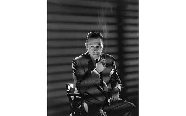 George Hurrell: the master of the Hollywood still