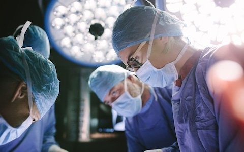 Major surgery doubles risk of substantial brain decline, study suggests