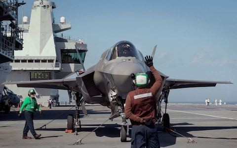 New RAF jet 'combat ready' in face of resurgent Russia threat