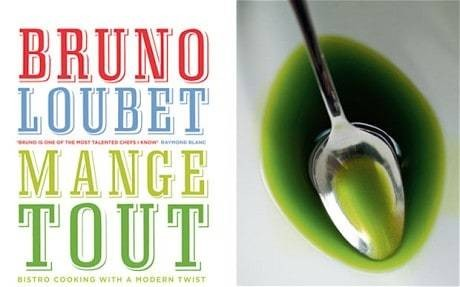 Cookbook of the week: Mange Tout by Bruno Loubet