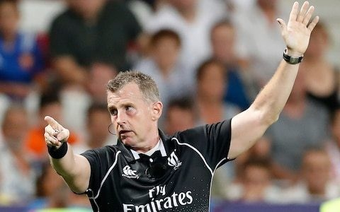 Rugby World Cup 2019 referees guide, by Jonathan Kaplan: 'Nigel Owens is best referee of his generation but Jerome Garces will get the final'