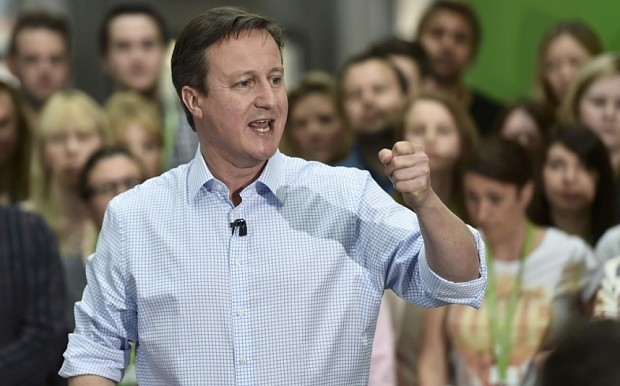 Economic data to grant Conservatives last minute election boost