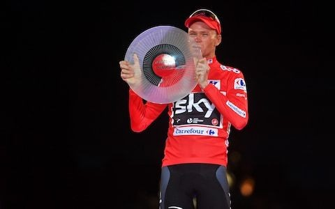 Chris Froome to be awarded 2011 Vuelta a Espana after Juan Jose Cobo excluded for doping