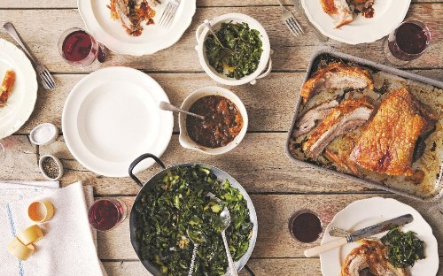 How to take the stress out of a dinner party with do-ahead dishes by James Ramsden