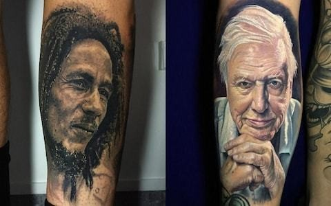 These incredible celebrity tattoos are jaw-droppingly realistic