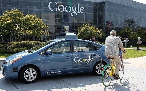 Google's driverless cars are 'safer' than human drivers