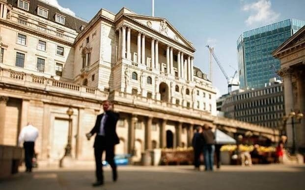 Fintech firms want to open accounts at the Bank of England