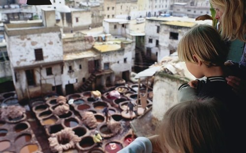 Why unconventional Fez is the perfect place for a family holiday