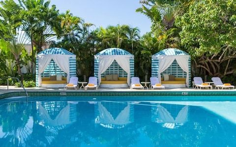 Top 10: the best budget hotels in Miami