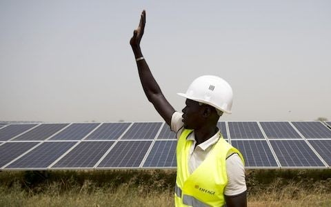 Lack of investment in clean energy risks leaving world's poorest behind