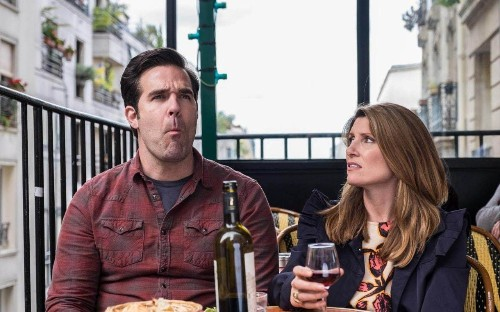 Catastrophe, series 2, episode 1, review: 'fearless comedy'