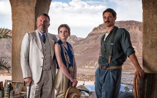 Row over Tutankhamun's tomb affair as ITV drama brings discovery to life