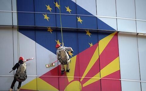 Europe Union warned of 'historic mistake' as Emmanuel Macron blocks Balkan enlargement talks