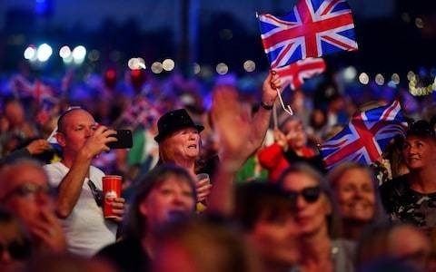 At the Proms, it's the love of one's country that dare not speak its name