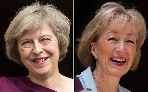 'The Iron MAYden' how newspapers in Britain and around the world reacted to Theresa May or Andrea Leadsom being the next PM