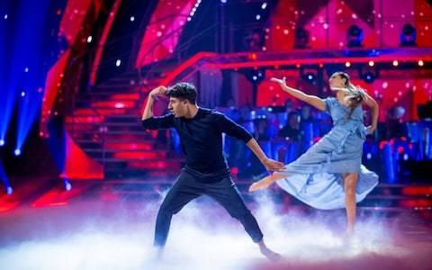 Strictly Come Dancing 2019 Week 10: Karim has proven time and again that he's stronger when dancing solo