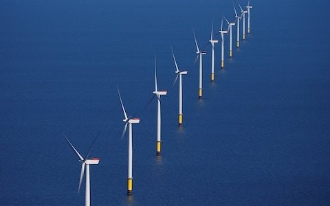 Households could face cheaper energy bills, as cost of offshore wind falls to record low