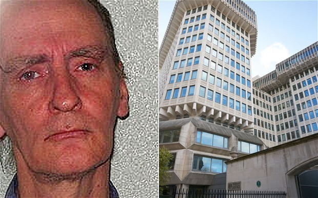 Former chair of Paedophile Information Exchange claims he hid material in 'locked cabinets' at the Home Office