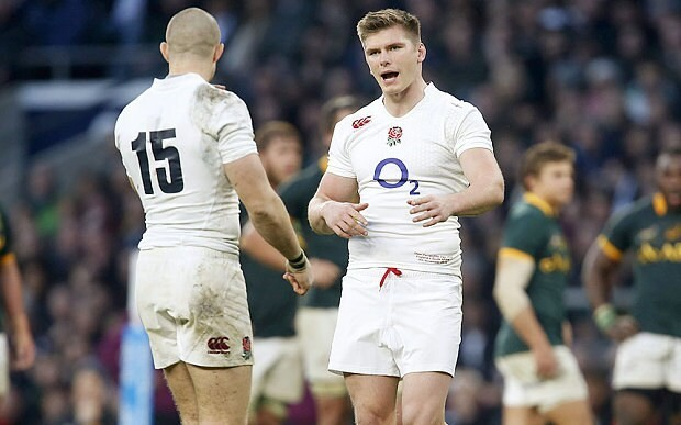 England must drop Owen Farrell and give George Ford his chance - why is a player so out-of-sorts kept in the front-line for so long?