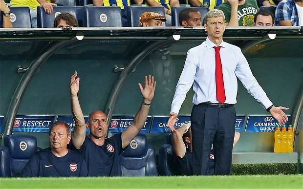 Arsenal embarrassed as email to fans admits 'disappointment' over transfers