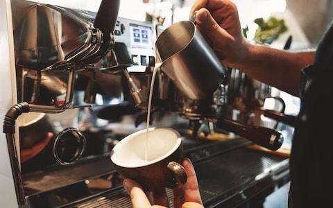 Coffee lovers' nut milk allergy fears prompt cross contamination warnings