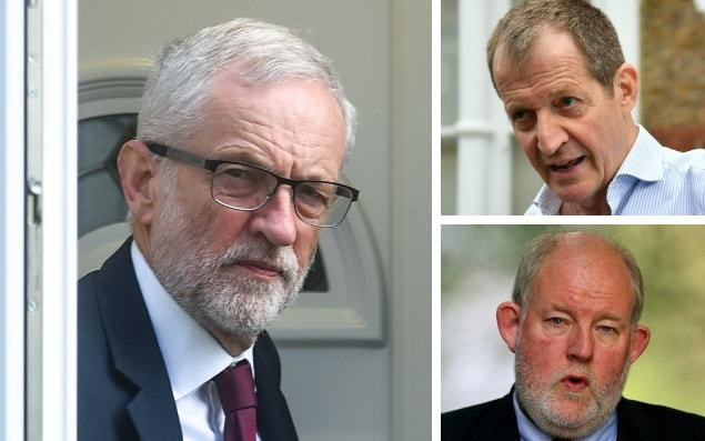 Jeremy Corbyn faces mutiny as Labour grandees dare him to expel them after Alastair Campbell thrown out