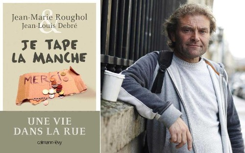Homeless French man writes a bestseller