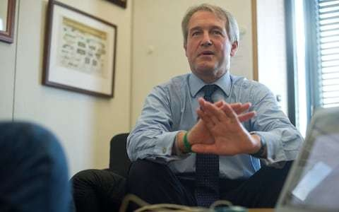 Owen Paterson: 'Spiteful protectionism by Brussels helps no- one and Germans are realising this'