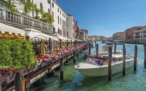 Top 10: best restaurants in Venice